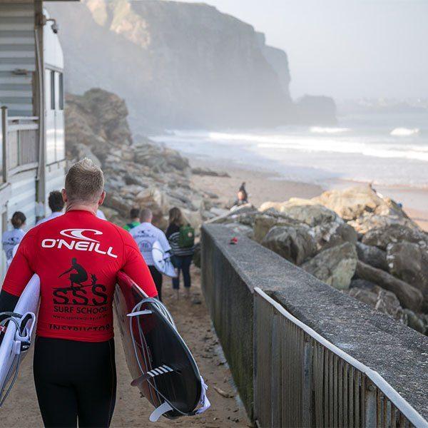 team-building-activity-sss-surf-school-newquay-cornwall